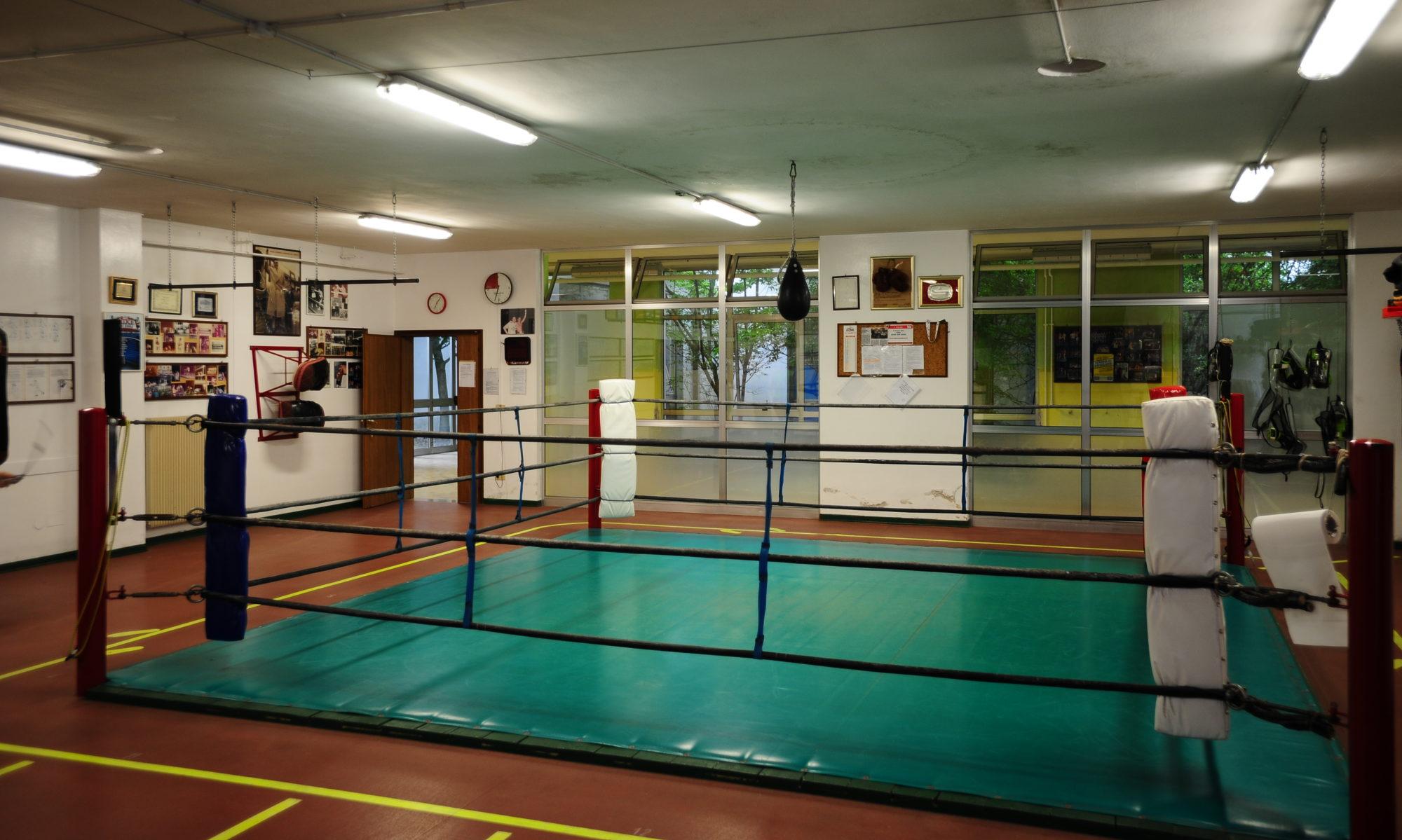 Boxe SanDonà